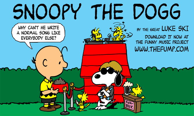 05f0a134 The FuMP - Snoopy The Dogg by the great Luke Ski